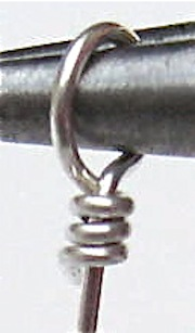 wire wrapped loop